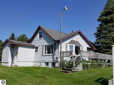 West Branch Single Family Home For Sale: 4108 Lake George Road