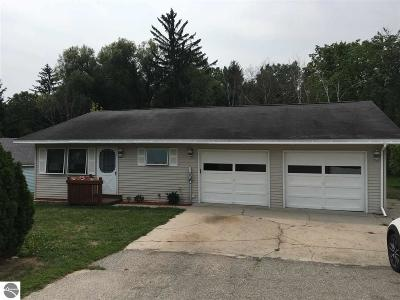 Traverse City Single Family Home For Sale: 10776 E Traverse Highway