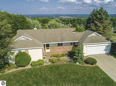 Traverse City Single Family Home For Sale: 3325 Panorama Lane