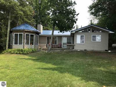 Single Family Home For Sale: 802 S Intermediate Lake Road