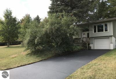 Traverse City Single Family Home For Sale: 3449 Columbine Court