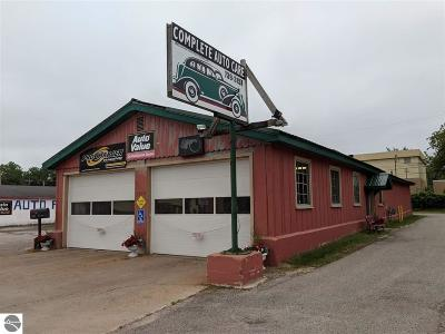 Oscoda Commercial For Sale: 5039 N Us-23