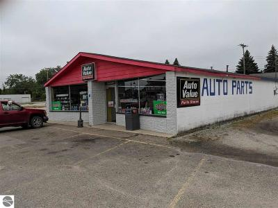 Oscoda Commercial For Sale: 5031 N Us-23