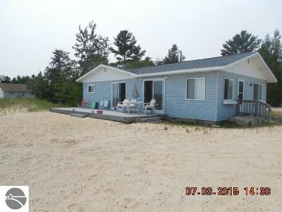 Single Family Home For Sale: 3594 N Us-23