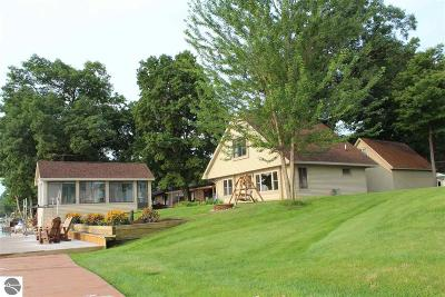 Tawas City MI Single Family Home For Sale: $382,000