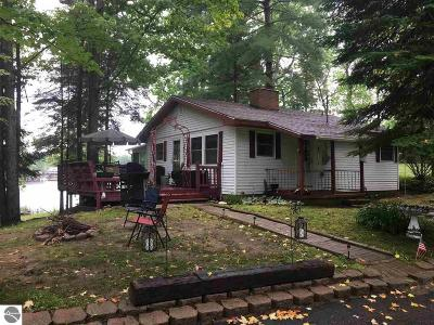 Alcona County Single Family Home For Sale: 3025 Lake Shore Drive