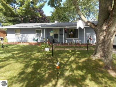 Mt Pleasant Single Family Home For Sale: 1409 South Drive