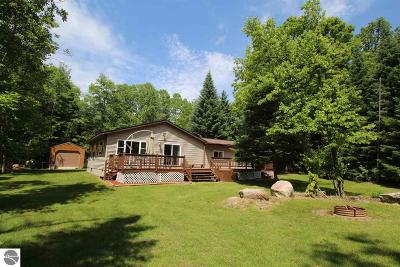 West Branch Single Family Home For Sale: 2093 Sawyer