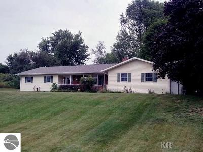 West Branch Single Family Home For Sale: 2839 Lake George Road