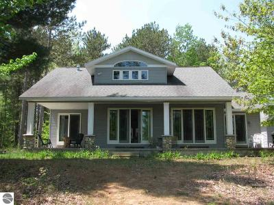 Alcona County Single Family Home For Sale: 4315 Cedar Lake Road