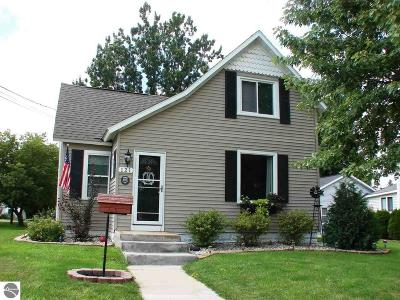 Ithaca Single Family Home For Sale: 121 N Maple Street