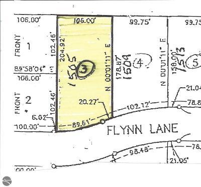 Mt Pleasant Residential Lots & Land For Sale: 1505 E Flynn Lane