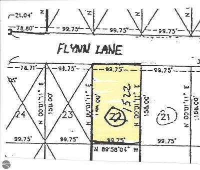Mt Pleasant Residential Lots & Land For Sale: 1522 Flynn Lane