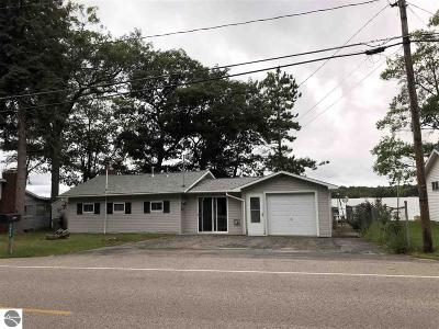 Alcona County Single Family Home For Sale: 4436 Cedar Lake Drive