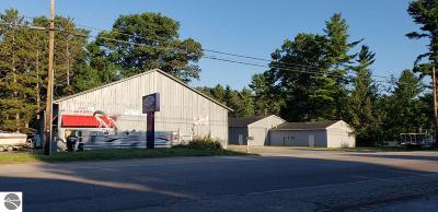 Alden MI Commercial For Sale: $390,000