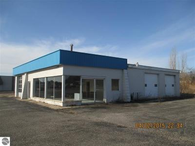 Oscoda Commercial For Sale: 5239 N Us-23