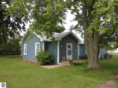 Tawas City MI Single Family Home For Sale: $94,900