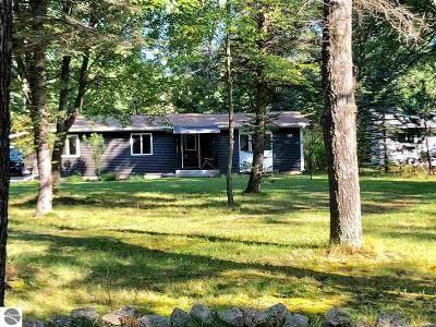 Arenac County Single Family Home For Sale: 6290 Blackberry Drive