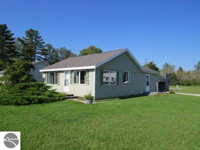 Tawas City Single Family Home For Sale: 908 W Lake Street