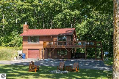 Leelanau County Single Family Home For Sale: 10601 S Fritz Road