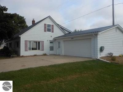 Ogemaw County Single Family Home For Sale: 3491 Lake George Road