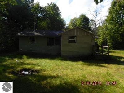 Prescott Single Family Home For Sale: 5304 Gage Street
