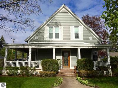 West Branch Single Family Home For Sale: 227 N Third Street