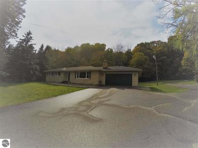 Central Lake Single Family Home For Sale: 261 N M-88