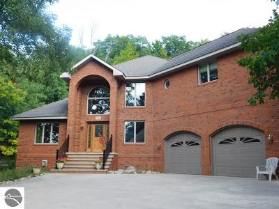 Traverse City Single Family Home For Sale: 2784 Five Mile Road