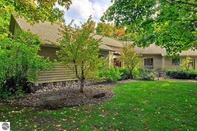 Leelanau County Single Family Home For Sale: 10244 E San Remo Boulevard