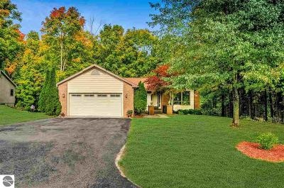 Traverse City Single Family Home For Sale: 3126 Silver Hills Lane