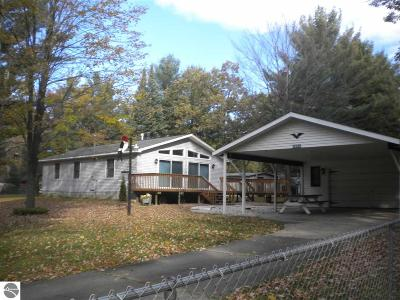Ogemaw County Single Family Home For Sale: 4683 Scenic River Drive
