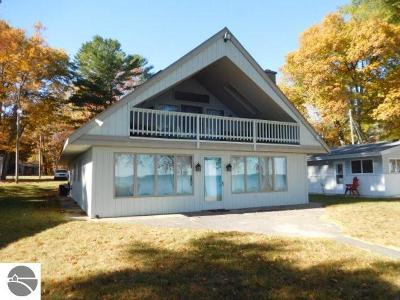 Tawas City MI Single Family Home For Sale: $349,900