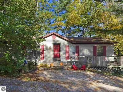 Single Family Home For Sale: 669 Lake George Trail