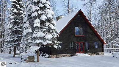 Rapid City MI Single Family Home For Sale: $259,000
