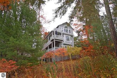 Leelanau County Condo For Sale: 18 Brook Hill Cottages