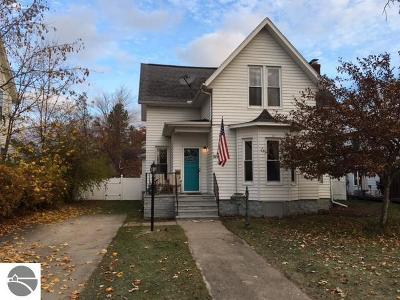 East Tawas MI Single Family Home For Sale: $119,900