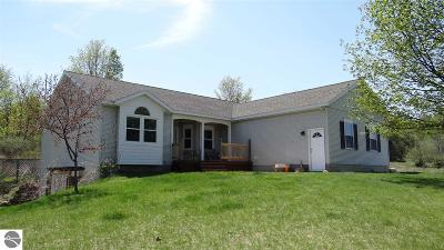 Traverse City Single Family Home New: 1086 Smith Road