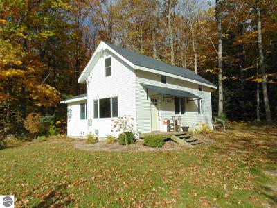 Single Family Home For Sale: 1862 N Lake Leelanau Drive