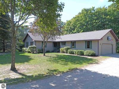 Traverse City Single Family Home New: 5645 Tilton Road
