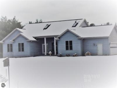 East Tawas Single Family Home For Sale: 112 Davison Road