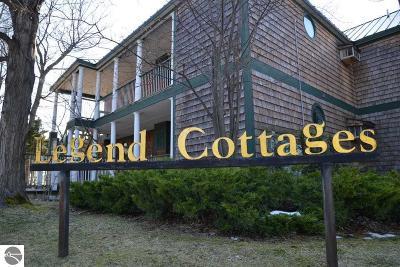 Antrim County Condo For Sale: 5820 Shanty Creek Road #13