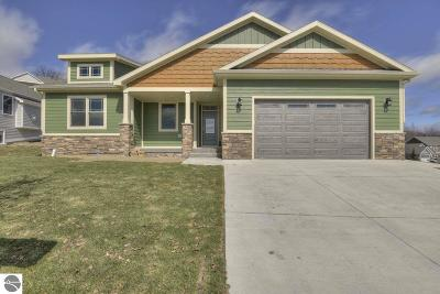 Traverse City Single Family Home For Sale: 4182 Eagles View