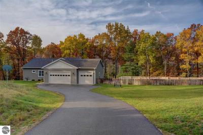 Traverse City Single Family Home For Sale: 3325 Five Mile Road