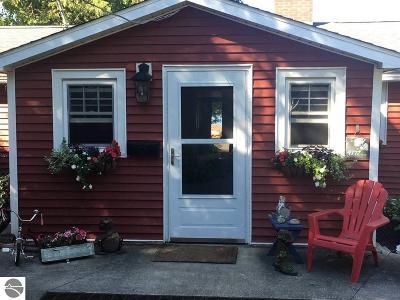 Lake Single Family Home For Sale: 4772 Ridge Road