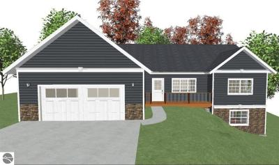 Traverse City Single Family Home For Sale: Tbb 8271 E Boca Vista Trail