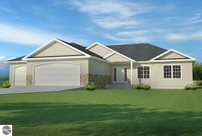 Traverse City Single Family Home For Sale: Tbb 8290 E Boca Vista Trail