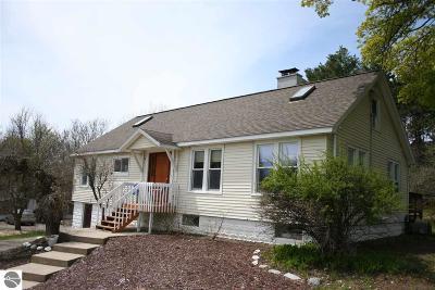 Traverse City Single Family Home For Sale: 3627 & 3675 Jefferson Avenue