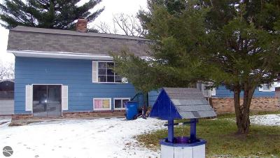 Oscoda Single Family Home For Sale: 5924 Cedar Lake Road