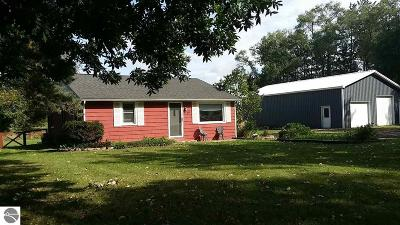 Mt Pleasant MI Single Family Home For Sale: $138,500